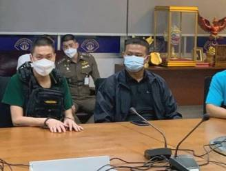 """Thaise politiechef geeft bizarre persconferentie over marteling arrestant: """"Ik wilde hem niet vermoorden"""""""