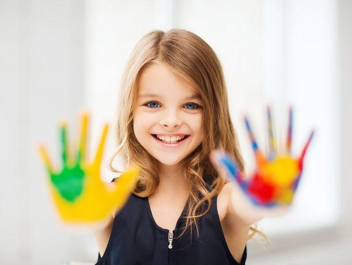Kinderen gaan spelend leren in kindcentrum Nobel, omdat dat goed is voor de ontwikkeling.