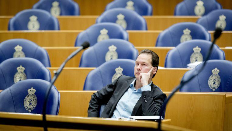 PvdA en SP lijken niet erg onder de indruk van de kritiek. 'Van alle maatregelen die in het regeerakkoord staan, is dit er zeker één die mensen heel goed begrijpen', zegt John Kerstens van de PvdA, voormalig vakbondsman. Beeld anp