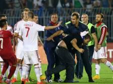 UEFA stelt onderzoek in naar gestaakt duel
