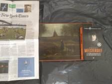 Deventer kunstdetective Arthur Brand vindt foto's 'vol met vreemde symboliek' van gestolen Van Gogh