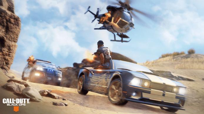 'Call of Duty: Black Ops 4' is een voorbeeld van een game die niet optimaal zal werken op de PlayStation 5.