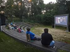 Buiten film kijken in een magische setting: 'Eindelijk kan er weer iets'