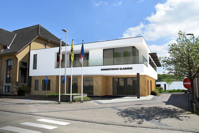 Begin volgende maand gaat men van start met de duurzame renovatie en de bijbouw van het gemeentehuis waardoor OCMW, bibliotheek en gemeentediensten onder één dak komen te zitten