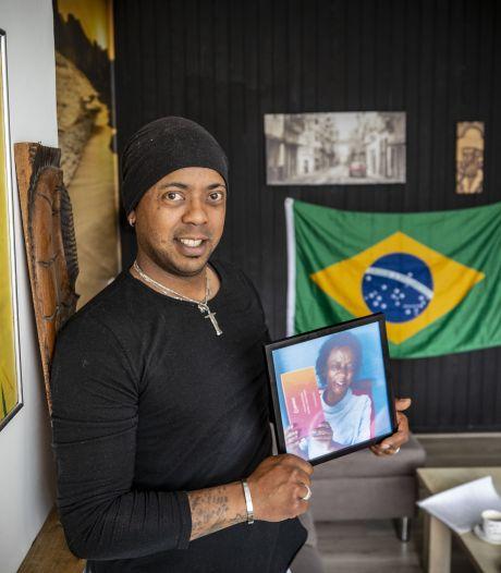 Andres uit Oldenzaal vindt na 26 jaar zijn Braziliaanse moeder terug: 'Ik heb altijd gedacht dat ik een vondeling was'
