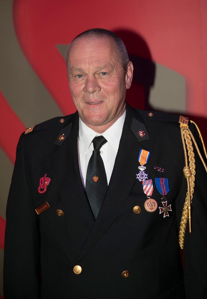 Jan van Dijck in Middelbeers.