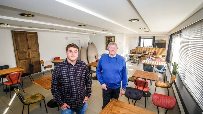 """Feestzaal Salons Denotter gooit het over een andere boeg en opent pop-uprestaurant Ooma: """"Eindelijk iets om naar uit te kijken"""""""