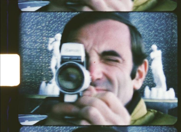 Aznavour, le regard de Charles. Beeld