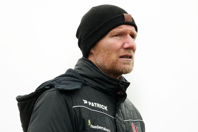 Mark Schenning hoort in Europees verband bij de topscorers van Willem II.