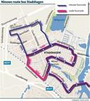 De nieuwe route bedient ook de wijkdelen Breecamp en Breezicht. Aan de Havezathenallee komen twee haltes te vervallen, waaronder die bij het treinstation.