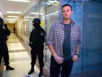 Team Navalny zegt dat ziekenhuis knoeide met medische gegevens