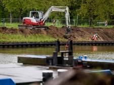 Vissers wijken voor baggeraars aan kanaal, wedstrijd in Almelo (weer) geschrapt