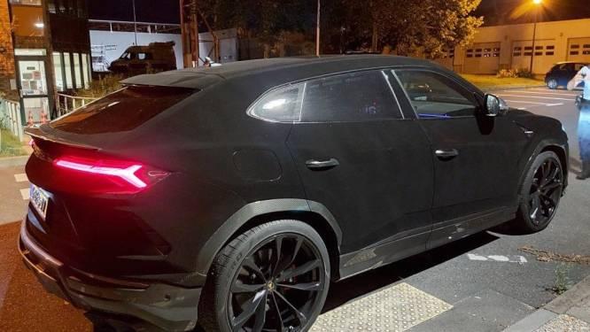 Nederlander in Lamborghini vlamt met 222 kilometer per uur op Franse snelweg