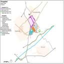 Kaartje van het 'plangebied' voor de ontwikkeling van Royal FloraHolland in Naaldwijk.