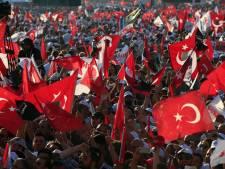 Rassemblement géant de l'opposition en Turquie