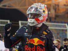 Superieure Verstappen klopt Hamilton ruim in strijd om pole in Bahrein