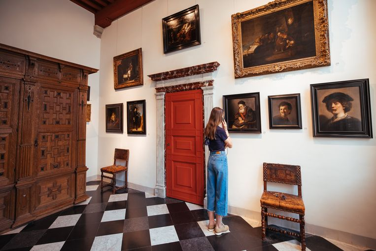 Museum Het Rembrandthuis Beeld Kamonlak Sukchai