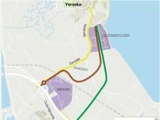 Forum voor Democratie wil Zeeuwen horen over de Zanddijk, de weg tussen de A58 en Yerseke