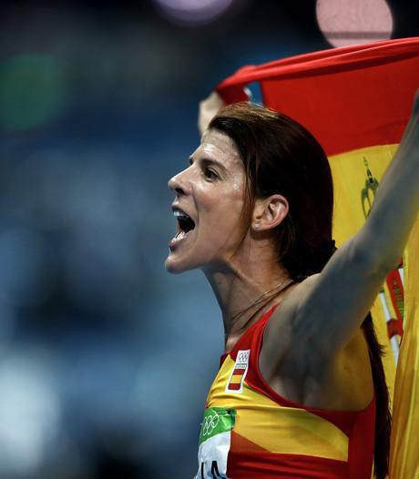 Olympisch kampioene hoogspringen Beitia (38) stopt