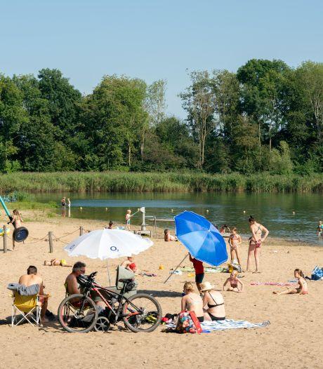 Blauwalg weg: eindelijk waterpret in het Wylerbergmeer