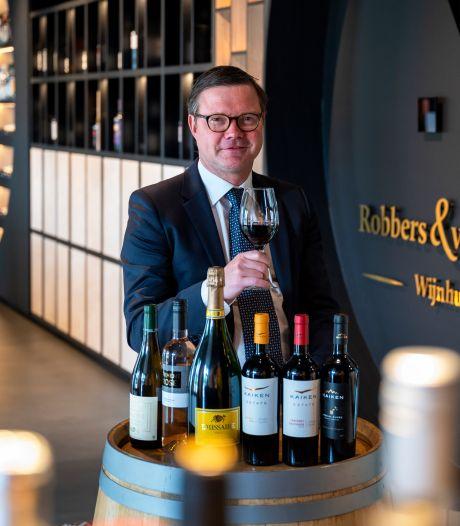 Wijnhuis Robbers & van den Hoogen blijft een familiebedrijf: 'Wij willen niet verkopen'