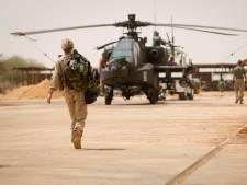 Kabinet stopt Nederlandse missie in Mali