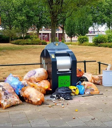 Actieplan voor ultieme poging tot afval-opvoeding in Geldrop-Mierlo