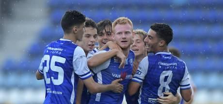 Jort van der Sande blijft tot 2019 bij FC Den Bosch