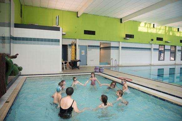 Het zwembad Poseidon voldoet niet meer aan de normen. De bouw van een nieuw zwembad zal maar liefst 7,5 miljoen euro kosten.