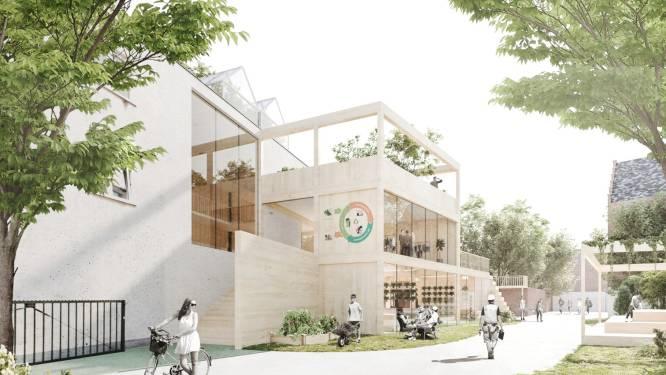 """Circulaire Impact Factory krijgt vorm: """"Plaats voor 200 werkplekken"""""""