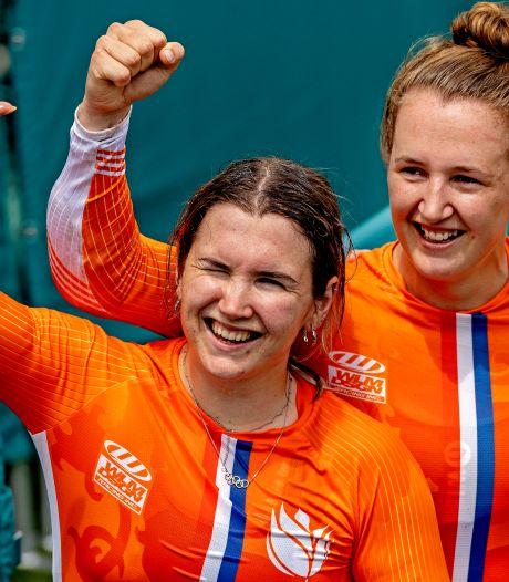 Negen jaar na Laura pakt ook Merel Smulders olympisch brons: 'En nu samen op naar Parijs'