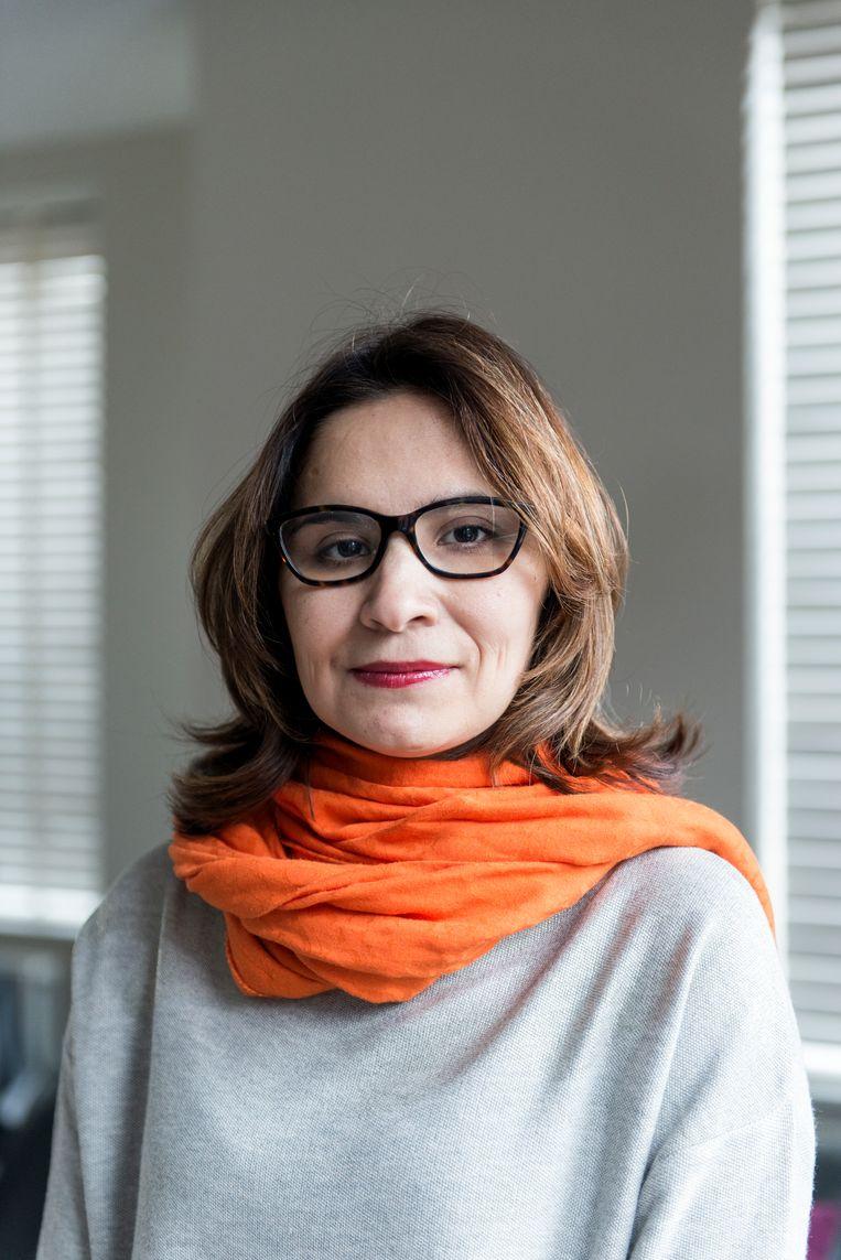 Dilek Yilmaz Beeld Eva Faché