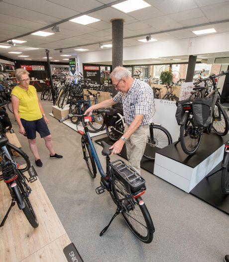 Fietsen niet aan te slepen in Rivierenland; winkels zien voorraad krimpen, maar vraag stijgen