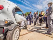 Onderzoeksterrein voor zelfrijdende voertuigen geopend