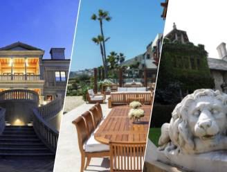 BINNENKIJKEN. Waanzinnige kunstcollecties en 24 badkamers: dit zijn de duurste villa's van Hollywood (deel 1)