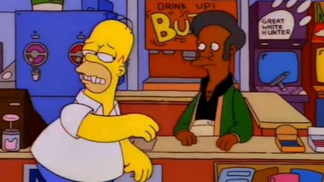 'The Simpsons' geven gekleurde personages niet langer blanke stemmen
