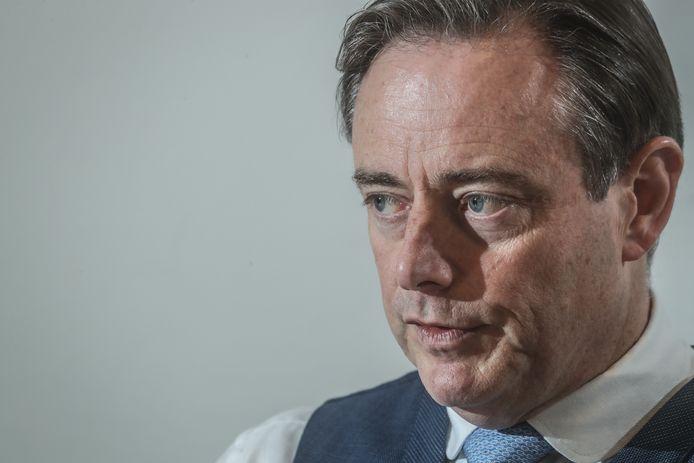 N-VA-voorzitter en Antwerps burgemeester Bart De Wever.