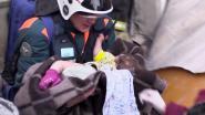 Dodentol van gasexplosie in Russisch appartementsgebouw stijgt naar zeven: baby na 35 uur uit puin gered