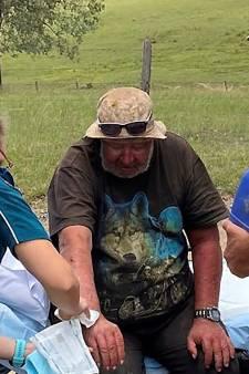 Man overleeft achttien dagen in Australische wildernis