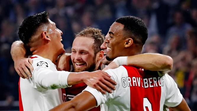 Ajax en Remko Pasveer maken grote indruk op buitenlandse media: 'Nachtmerrie voor Dortmund'