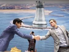 Giri laat Carlsen toch weer winnen: 'Natuurlijk hoop je op meer'