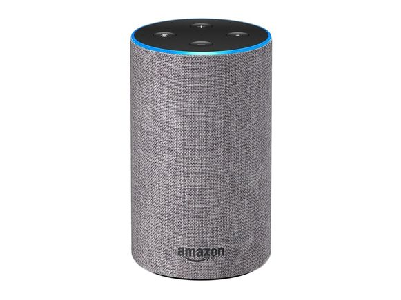 Amazon Echo (met slimme assistent Alexa)