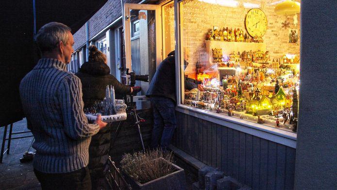 Kerst valt dit jaar in Amersfoort een beetje vroeg.