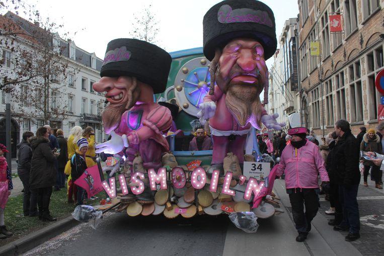 De Vismooil'n