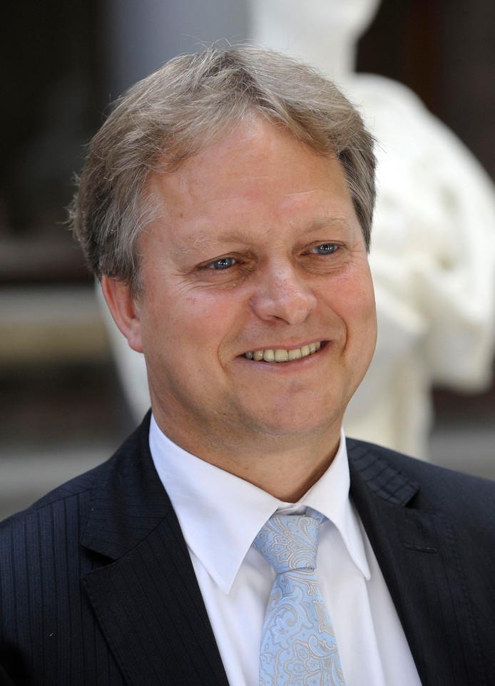 Tweede Kamerlid Erik Ziengs (VVD).