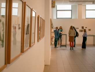 Acht kunststudenten winnen prijs Leon Hulstaert en exposeren in d'Academie Beeld