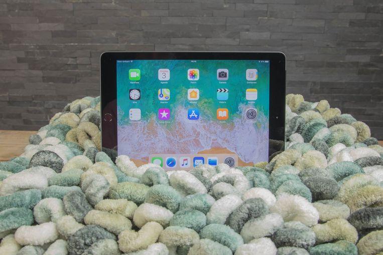 De nieuwe iPad 2018. Beeld Tweakers
