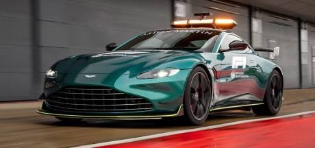 Politieagent in Monaco houdt F1-safety car aan