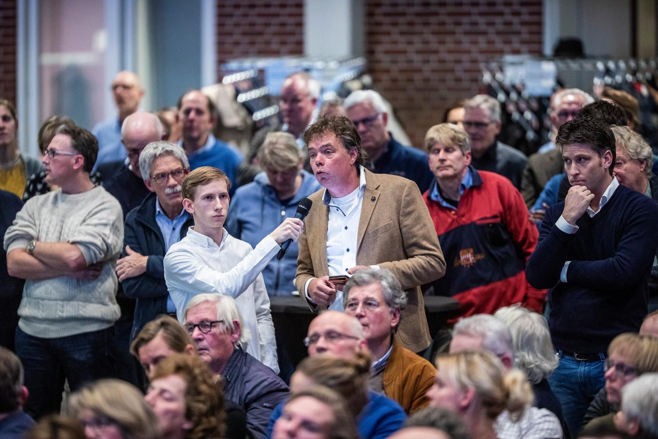 Informatiebijeenkomst Groenlo op 18 december.