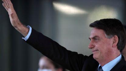 Populariteit van Braziliaanse president Bolsonaro daalt